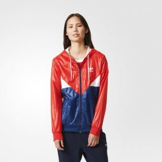 ADIDAS bunda COLORED windbreaker AB2184