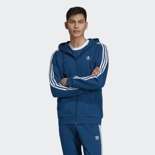 fad85fc67014 Adidas mikina s kapucňou 3-Stripes DV1556 empty
